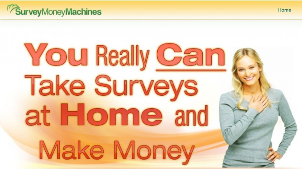 Survey Money Machines - Scam or Legit?